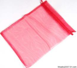 500 Pcs Organza Gift Bag Organza pouch Wedding Favor Party 15x24cm Gift bags Multipurpose bags
