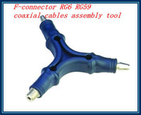 Wholesale 2PCS F Connector Seating Tool to suit RG59 RG6