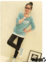 Wholesale 021 New Womens Bear Hoodie Sweatershirt Outerwear Tops