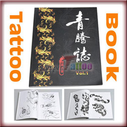 Wholesale Tattoo Supplies New Book Art Design Classic pages