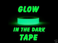 Wholesale glow in the dark tape vinyl photoluminescent tape stage decoration tape mm m
