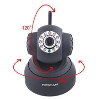 Wholesale Foscam FI8908W Wireless WiFi IP Internet Network Pan Tilt Security Camera Two way Audio