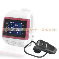 Wholesale Lady Jaguar Quad Band Touchscreen Mobile Phone Watch Keypad amp MP3 MP4 Players