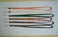 Wholesale beautiful Bling Bling diamond lanyard neck lanyard For Mobile Phone MP3 MP4 cell