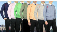Wholesale Hot sell Brand new Men s long sleeve Sweaters made in china size M L XL XXL