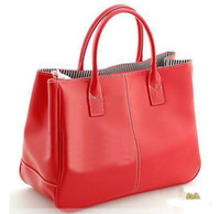 Wholesale 2011 Handbag tote New Red Woman s Bag patent leather Purse Bags colors