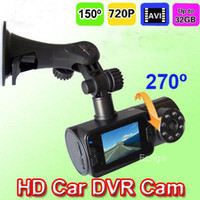 Wholesale Car Black Box quot LCD Night Vision HD P DVR Camera