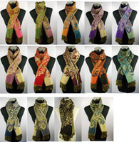 Yarn Dyed Long Dobby fashion cashmere scarf pashmina ponchos wrap scarves shawl wraps shawls new arrival 10pcs lot #1373