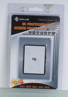 Wholesale GGS LCD Screen Protector optical glass for CANON EOS D from kakacola shop
