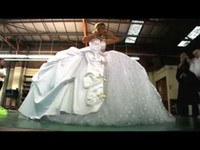 gypsy wedding dresses - Plus Size big gypsy wedding dresses Desigener Custom Made Wedding gown white wedding dress