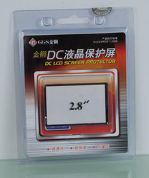 Wholesale 2 quot GGS Digital Camera DC LCD Screen Protector from kakacola shop