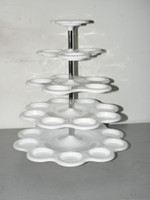Wholesale 3pcs Tier Cupcake Stand