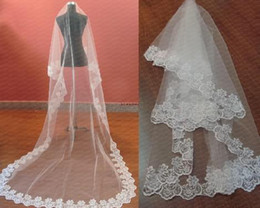 Wholesale No Risk Cheapest Wedding Veil White Ivory Suit Wdding Dresses Bridal Gowns Dress A65