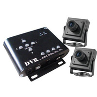 Wholesale discount2channel car dvr with sony ccd cameras taxi security system surveillance system for vehicles