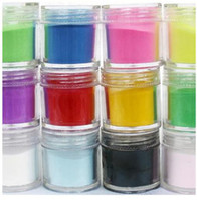 Wholesale Colors Acrylic Powder Builder Nail Art Jumbo Size