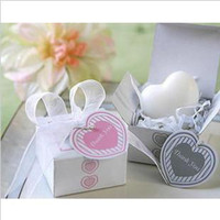 Wholesale 10 Heart Shaped Scented Soap Wedding Favors Christmas Gift New