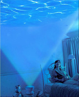 Wholesale Retai Italian novelty gifts marine projector ocean light marine lights