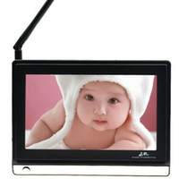 Wholesale Wireless quot inch TFT LCD Baby Monitor Day amp Night CCTV Camera Wireless Night Vision Video