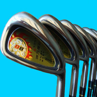 Wholesale Grenda D8 golf China NO irons PS with graphite shaft headcovers