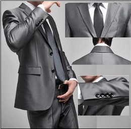 Wholesale New Men s business suit suits western style clothing free gift many colors to choose NB_08