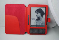 Wholesale E Book Reader Amazon Kindle Case Kindle g Kindle Cover leather Case for Amazon Kindle Wifi Good