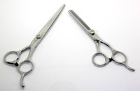 Left Hand best pet schnauzer - Pet Scissors Pet Clipper dog Scissors Grooming shears VS Best for Poodle Schnauzer Low price NEW