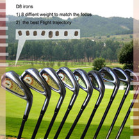 Wholesale new golf clubs Grenda D8 irons set China No brand golf