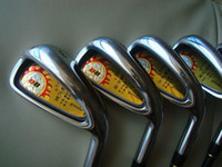 Wholesale golf clubs Grenda D8 irons set pw sw graphite shaft regular flex China No brand golf irons