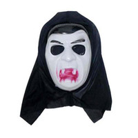 Wholesale Scream Scary Movie Ghost Face Mask Props Halloween Outfit