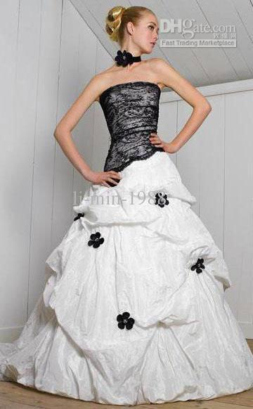 Discount a line strapless black lace bra floor length for Bra for wedding dress shopping