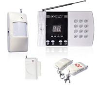Wholesale Voice alarm wireless home burglar alarm home security infrared zone Anne Will