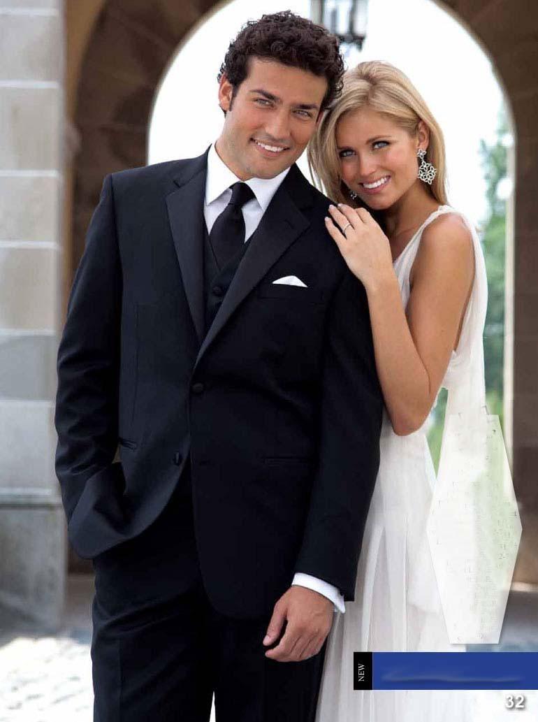Fashion New Suits Men'S Wedding Dress Suit Men'S Suits Groom ...
