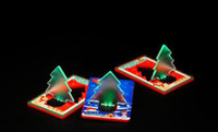 Wholesale LED Wallet Card Christmas Tree LED Card Light LED Christmas Light Christmas Gift