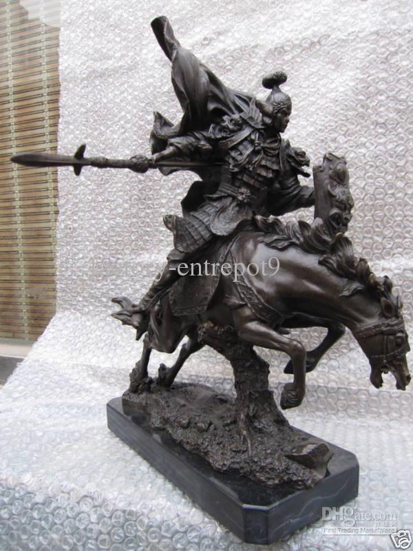 Warrior Zhao Yun On Ho...
