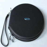 Wholesale Portable CD DVD Storage Bag Case wallet Car CD clip Mark Gift package CD