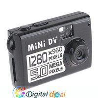 Wholesale Digital Mini Camera MINI DV high definition MP Mini Dight camera DHL freeshipping