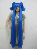 Wholesale New Arrival Klan Klang Macross F Cosplay Wig Party Hair Wig Anime Costume Wig WY116