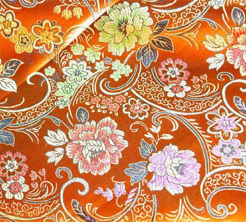 Ткань с парчовым рисунком