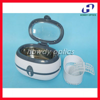 Wholesale GB800 Mini ultrasonic cleaner ultrasonic cleaning machine compact design glasses watch jewelry are a