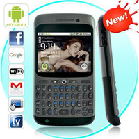Wholesale Spectra QWERTY keyboard Android Smartphone Wi Fi Touchscreen GPS Dual SIM