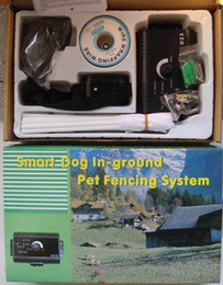 Wholesale For dogs Electronic Smart Dog In ground Pet Fencing System wireless pet fence