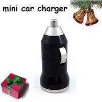 USB   30pcs Mini Universal USB Car Charger DC Adapter for Mobile Phone ,mp3 ,mp4 ,mp5 player