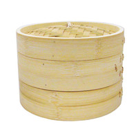 Wholesale Concord Piece Inch Bamboo Steamer