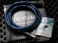 Cable audio snakes - KING SNAKE KS Audio KS300i Power Cable Cord M US