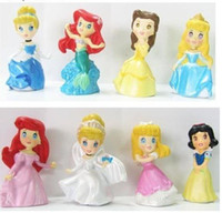Wholesale New Princesses Figures Cinderella Belle Figures Princesses sets