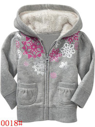 Wholesale children s hoody sweatershirts Girls hoodies kids sweaters outwears jackets baby hoody coats