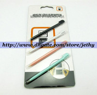 Wholesale 4 in Packs Stylus Touch Pens for DS NDS Lite NDSLite