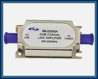 Signal Amplifier amplifiers circuit - Satellite line amplifier SB SA s noise circuit design dB coaxial MHz