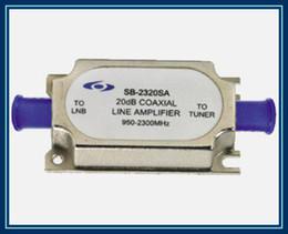 Wholesale Satellite line amplifier SB SA s noise circuit design dB coaxial MHz