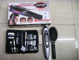 Wholesale Hot Selling High Quality Power Grow Laser Hair Comb Kit Regrow Hair Loss Therapy